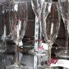 champagne flutes