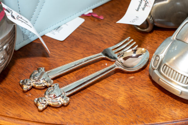 Baby cutlery