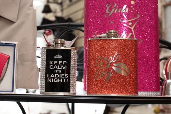 ladies night flask